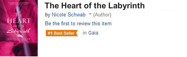 The heart of the labyrinth womancraft publishing reminiscent of paulo coelhos masterpiece the alchemist and lynn v andrews acclaimed medicine woman series the heart of the labyrinth is a beautifully fandeluxe Choice Image