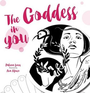 The Goddess in You by Patricia Lemos and Ana Afonso, Womancraft Publishing