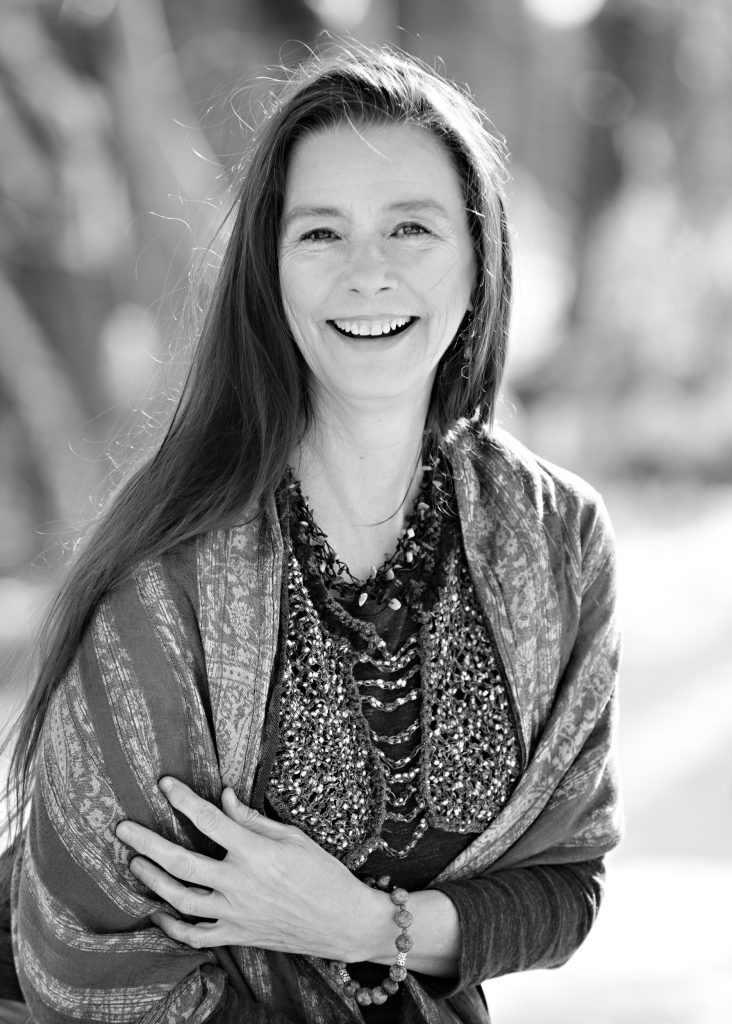 Gina Martin author of Sisters of the Solstice Moon