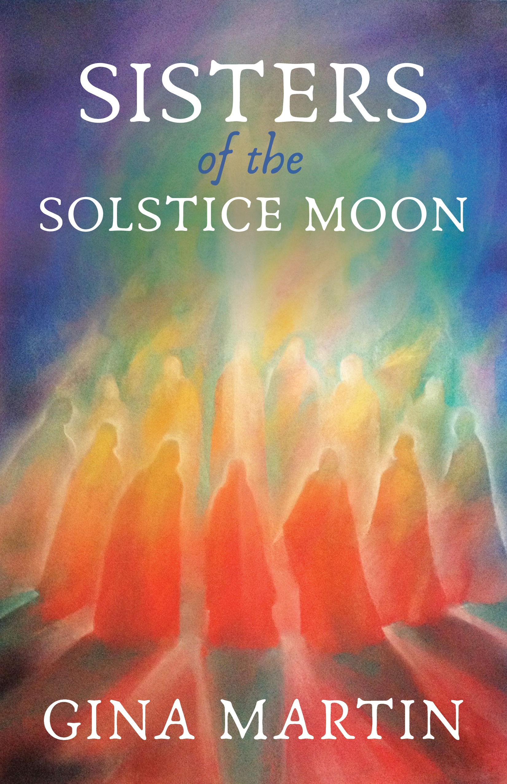 Sisters of the Solstice Moon by Gina Martin, Womancraft Publishing