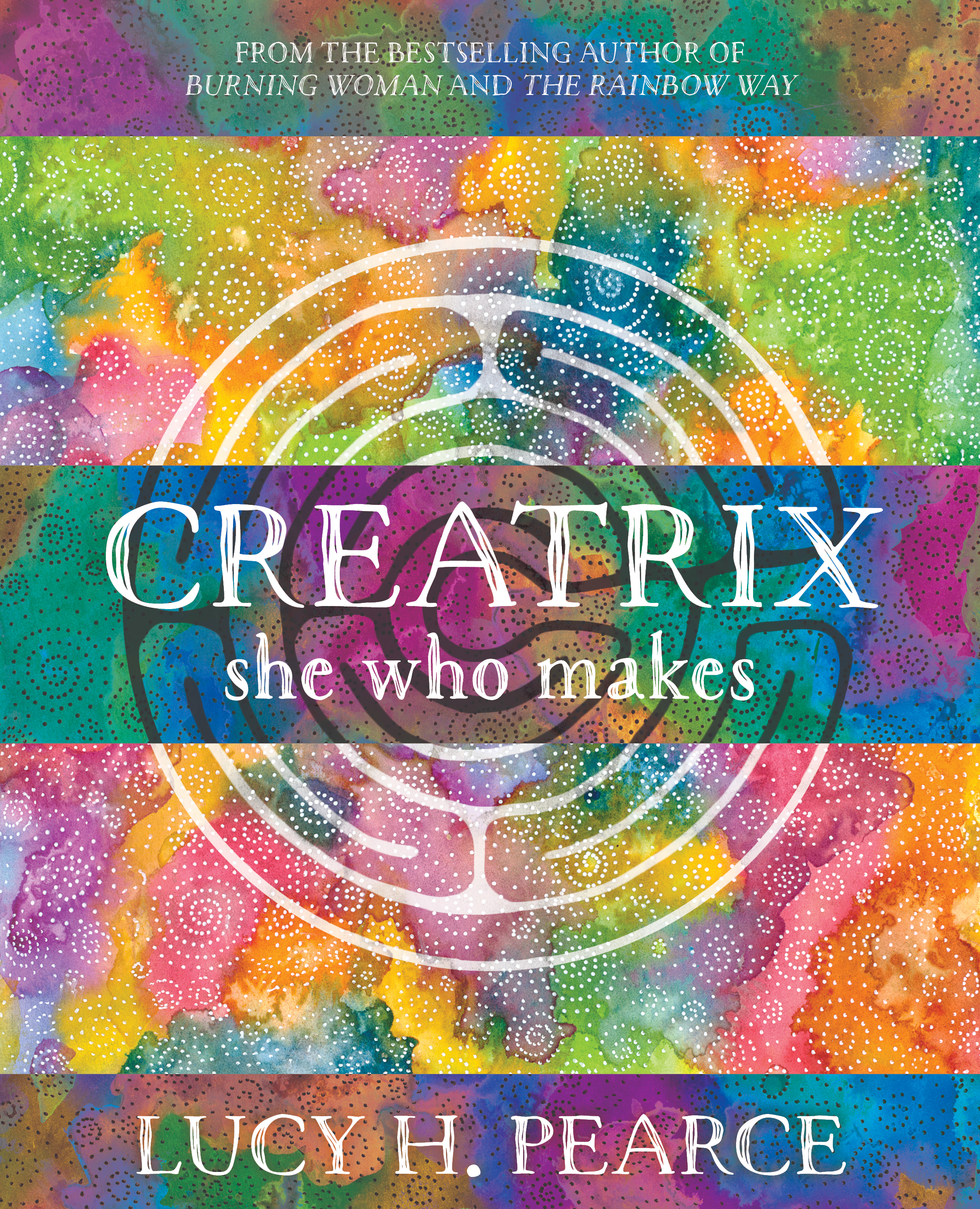 Creatrix by Lucy H. Pearce, Womancraft Publishing
