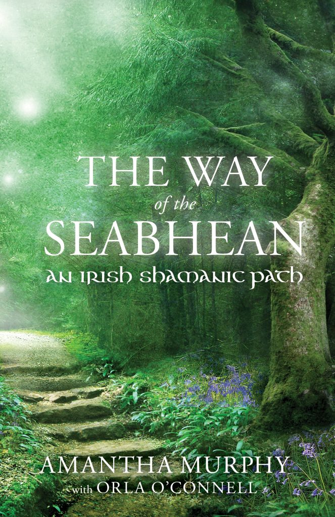 The Way of the Seabhean by Amantha Murphy, Womancraft Publishing