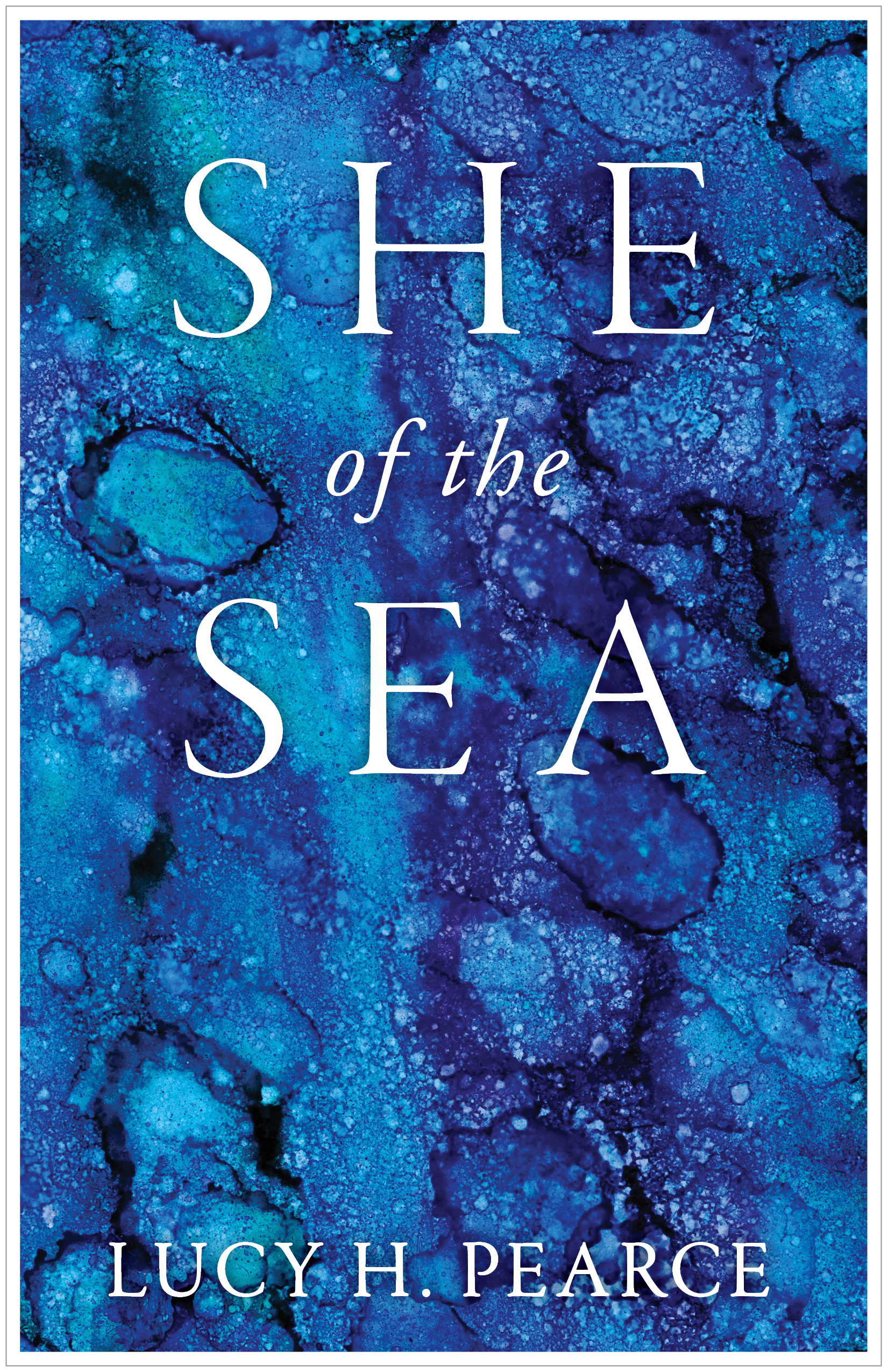 She of the Sea by Lucy H. Pearce, Womancraft Publishing
